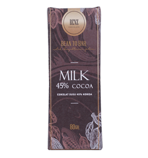 Dark Chocolate 45% Milk