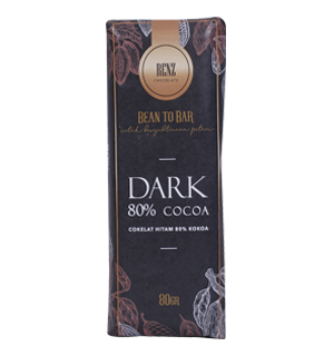 Dark Chocolate 80% Cocoa